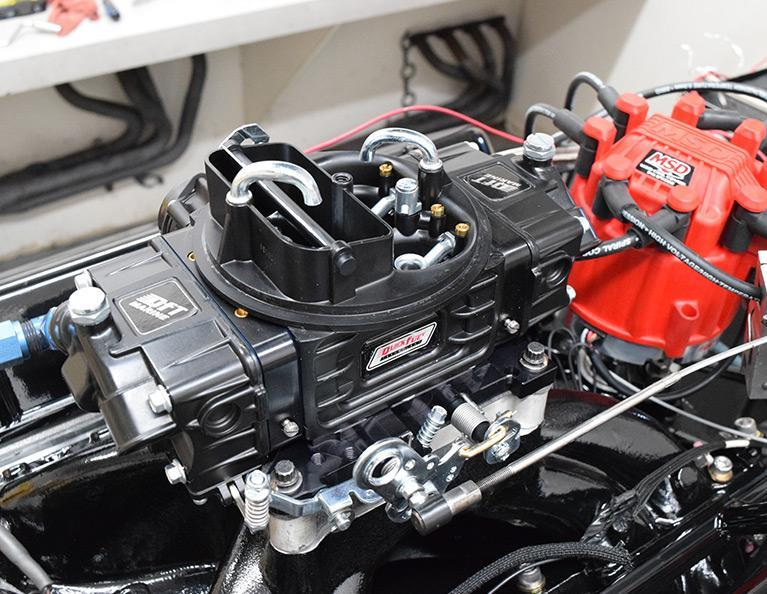 383 Chevy Small Block Stroker Crate Engine: C383-HR-C3