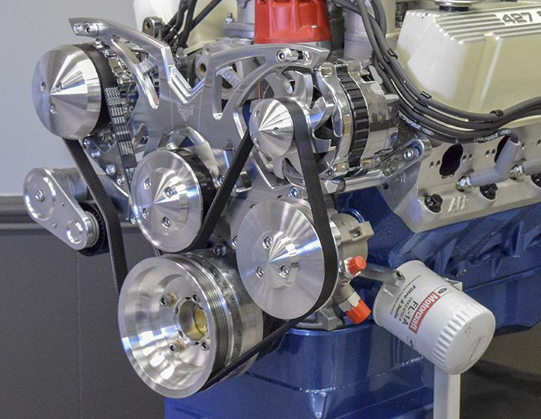 408 Ford Small Block Stroker Crate Engine: F408-HR-C1