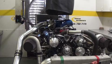 Twin Turbo Ford: Taming the Beast