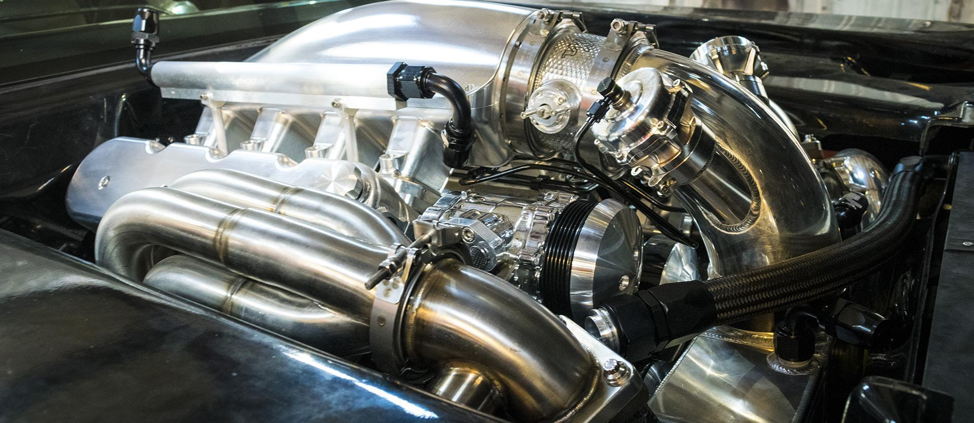 Exceptional Custom Fabrication | Prestige Motorsports