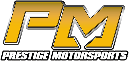 logo What We Do | Concord, NC | Prestige Motorsports
