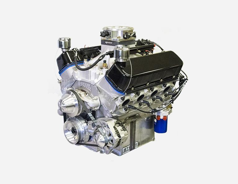 632 Chevy Big Block Stroker Marine Engine