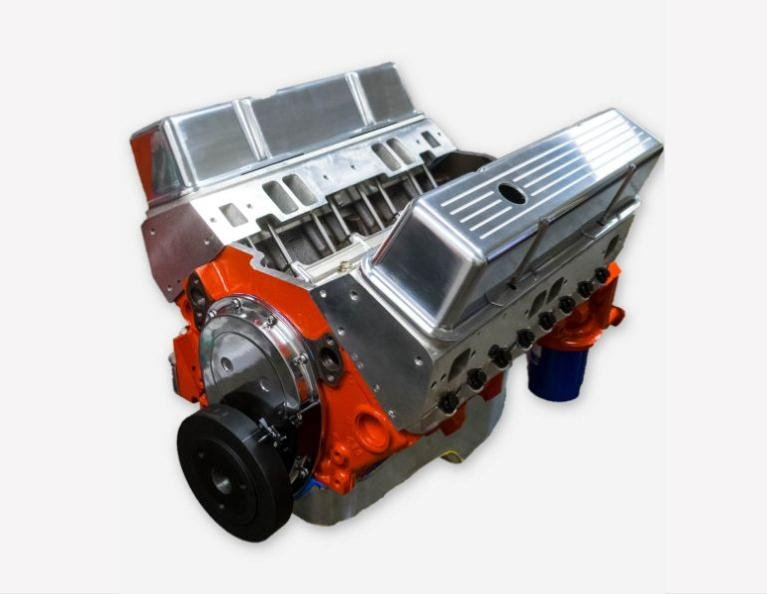 383 Chevy Long Block Engine