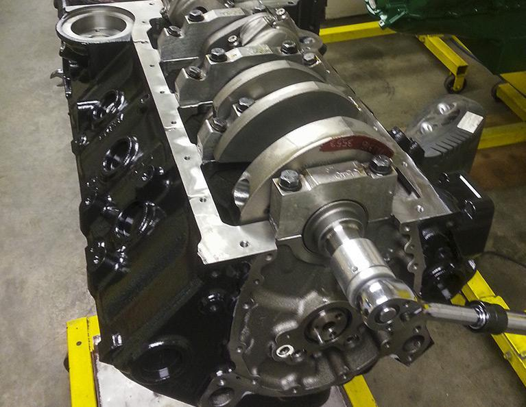 427 Chevy Small Block Stroker Crate Engine C427 Ss C1