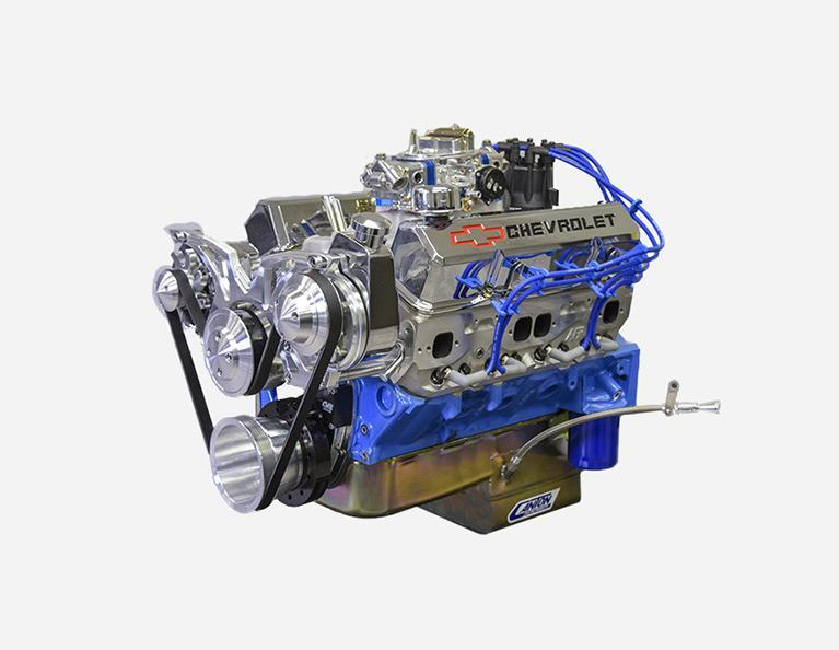 427 Chevy Small Block Stroker Crate Engine