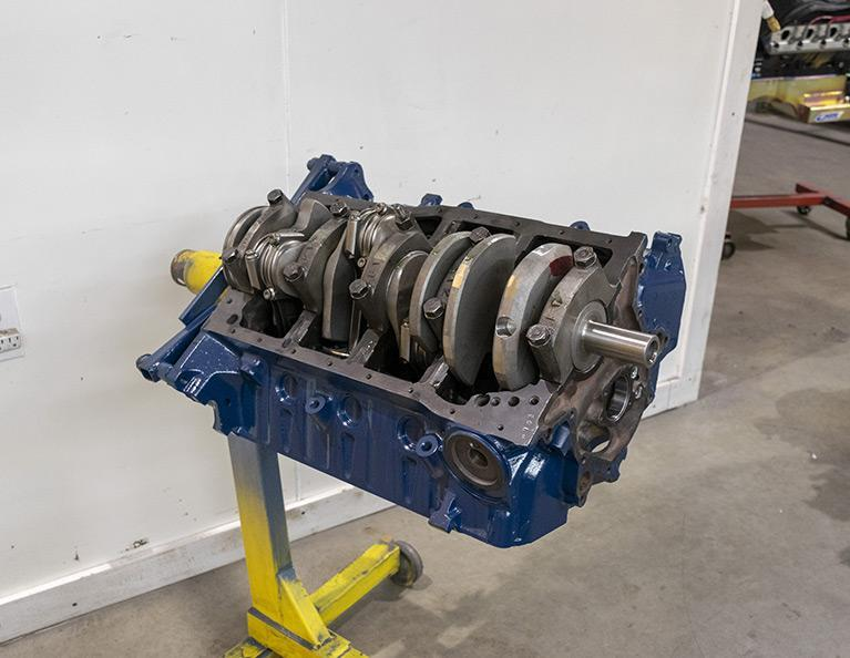 427 Ford Small Block Stroker Crate Engine: F427-HR-C2