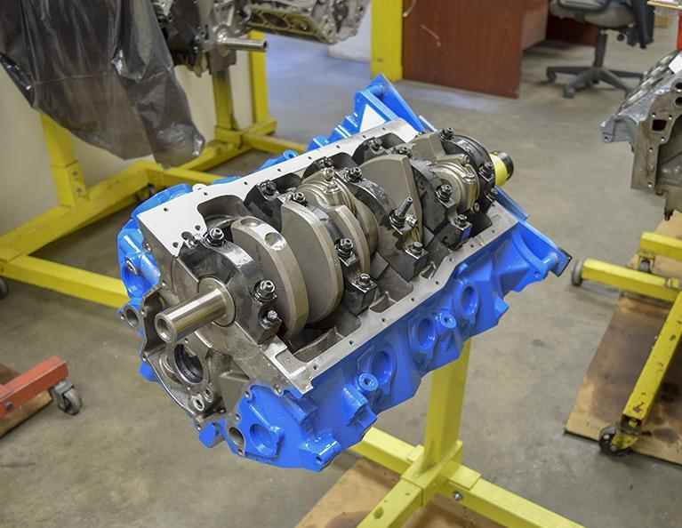 427 Ford Small Block Stroker Crate Engine: F427-SS-C1